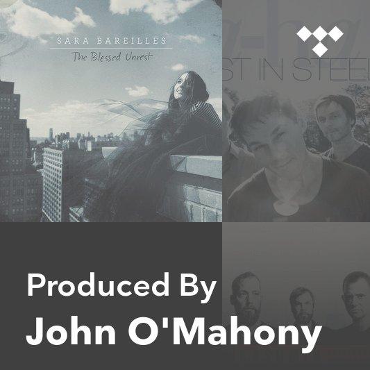 Producer Mix: John O'Mahony