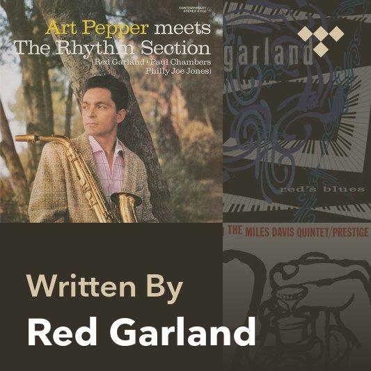 Songwriter Mix: Red Garland
