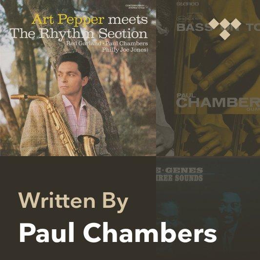 Songwriter Mix: Paul Chambers