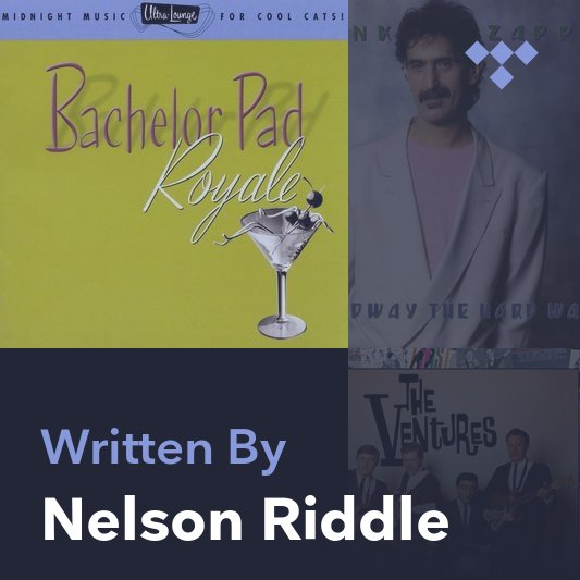 Songwriter Mix: Nelson Riddle