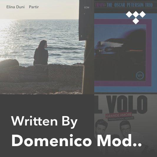 Songwriter Mix: Domenico Modugno