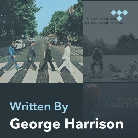 Songwriter Mix: George Harrison