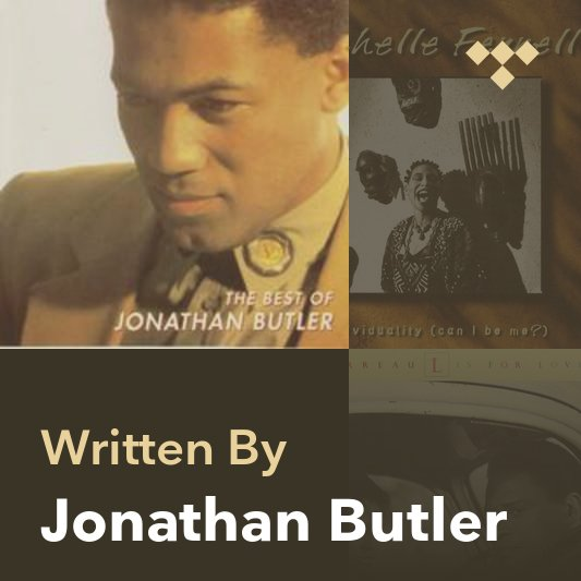 Songwriter Mix: Jonathan Butler
