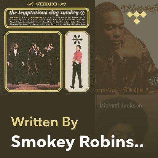 Songwriter Mix: Smokey Robinson