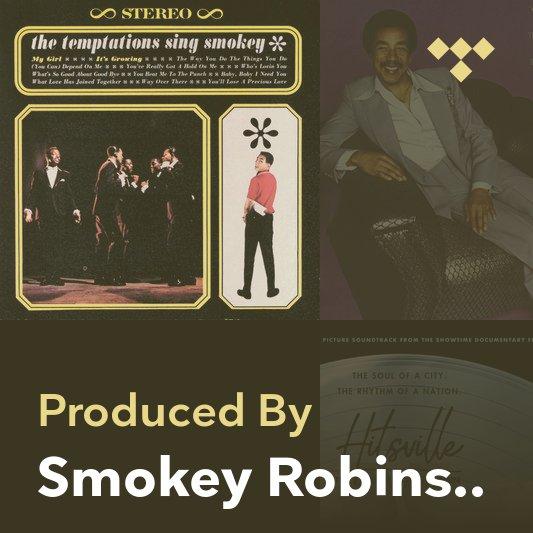Producer Mix: Smokey Robinson