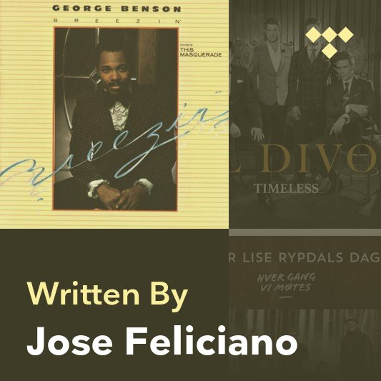 Songwriter Mix: Jose Feliciano