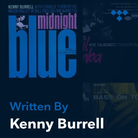 Songwriter Mix: Kenny Burrell