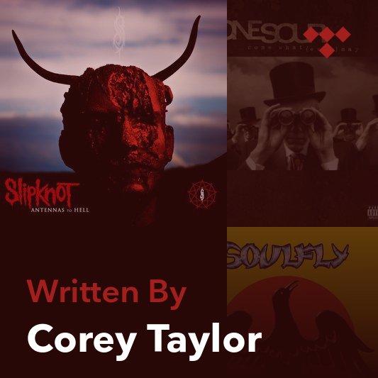 Songwriter Mix: Corey Taylor