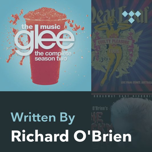 Songwriter Mix: Richard O'Brien