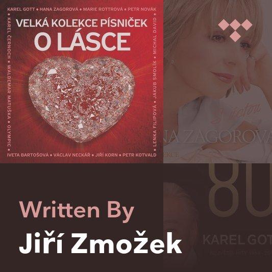 Songwriter Mix: Jiří Zmožek