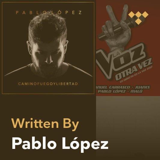 Songwriter Mix: Pablo López