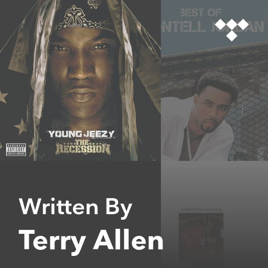Songwriter Mix: Terry Allen
