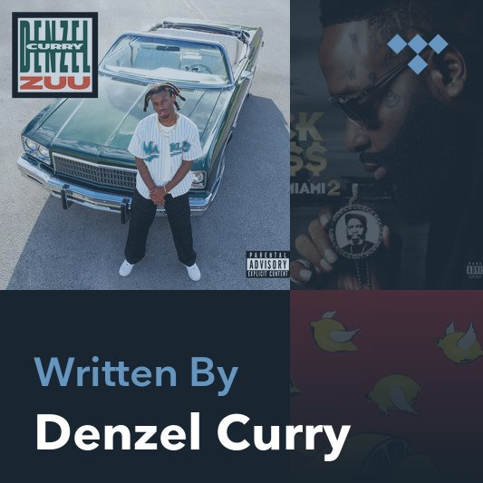 Songwriter Mix: Denzel Curry