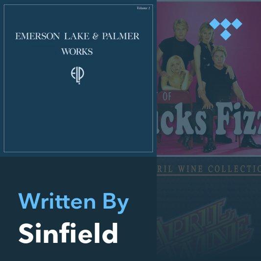 Songwriter Mix: Sinfield