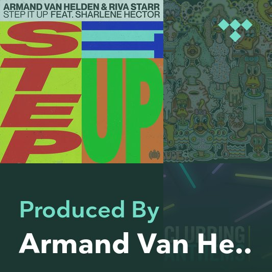 Producer Mix: Armand Van Helden