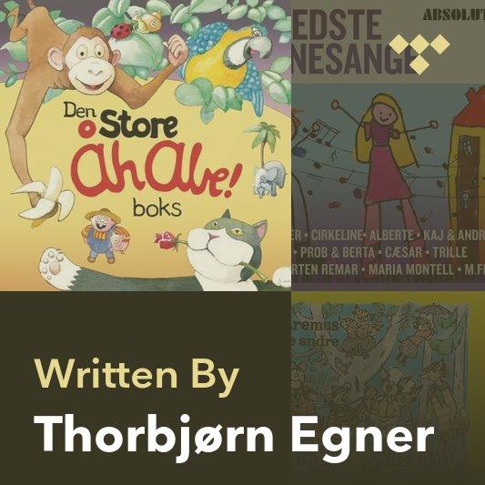 Songwriter Mix: Thorbjørn Egner