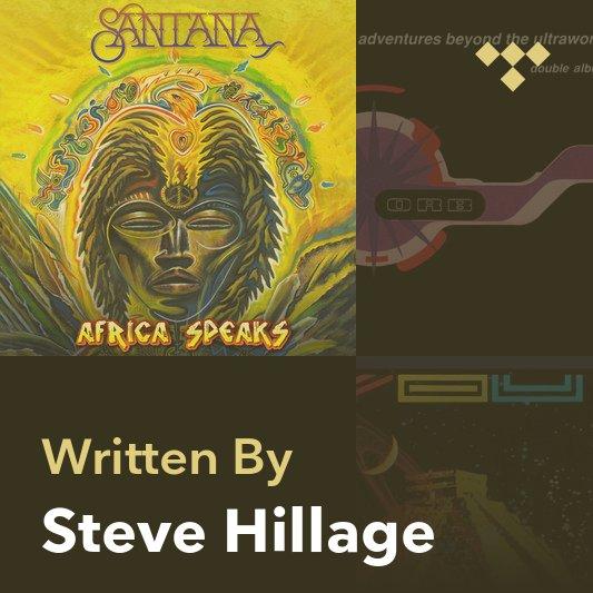 Songwriter Mix: Steve Hillage
