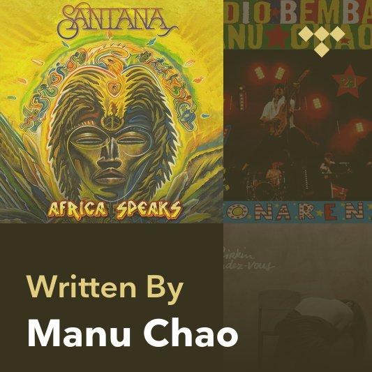 Songwriter Mix: Manu Chao