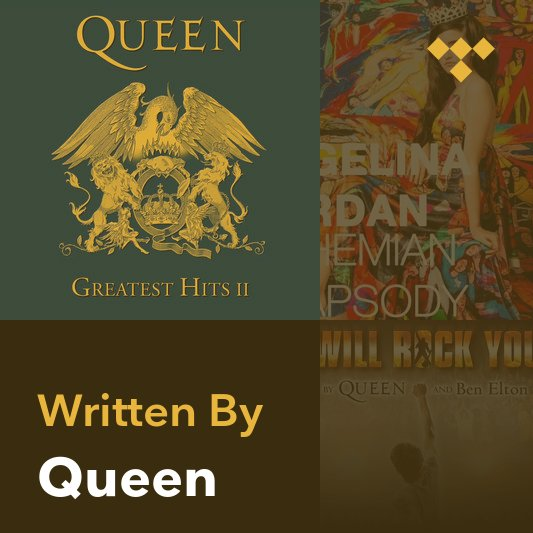 Songwriter Mix: Queen
