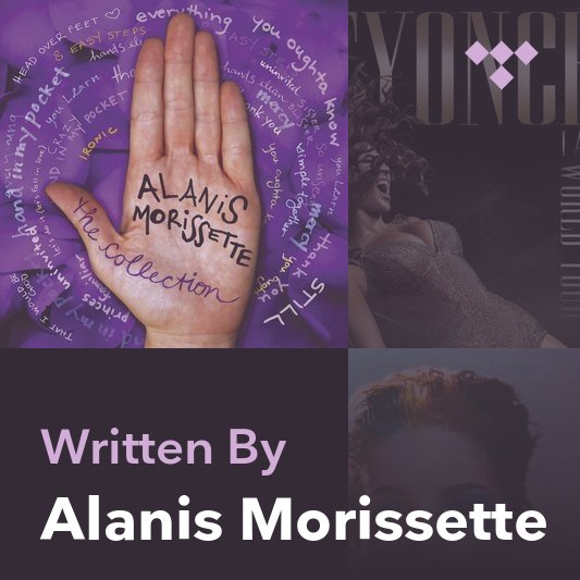 Songwriter Mix: Alanis Morissette