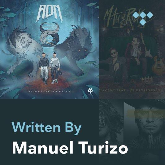 Songwriter Mix: Manuel Turizo