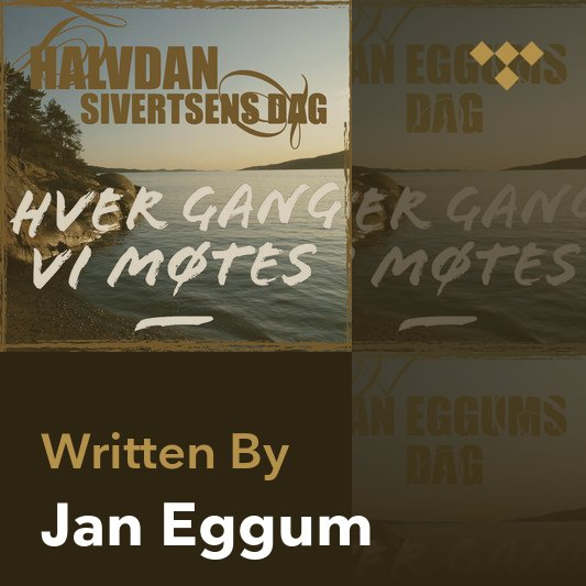 Songwriter Mix: Jan Eggum