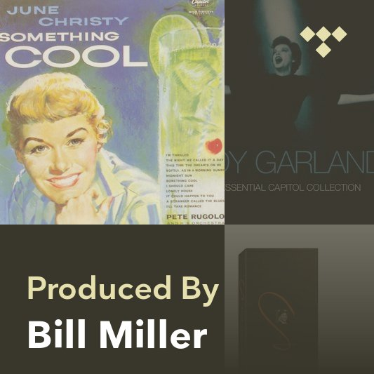 Producer Mix: Bill Miller