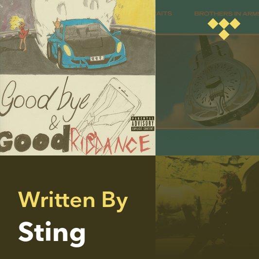 Songwriter Mix: Sting