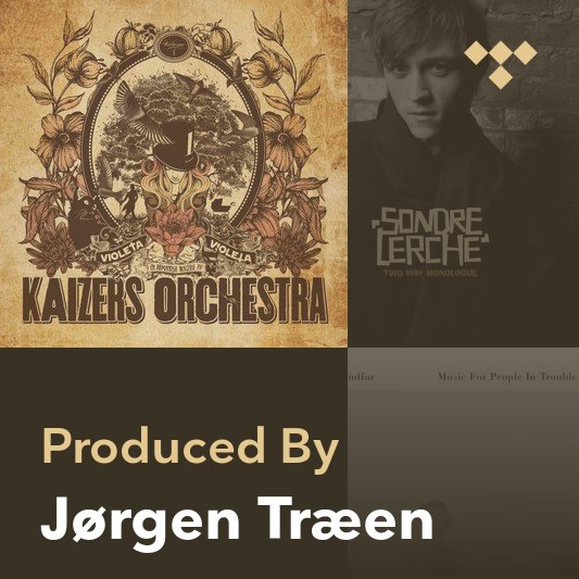 Producer Mix: Jørgen Træen
