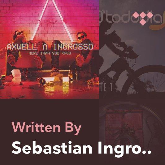 Songwriter Mix: Sebastian Ingrosso