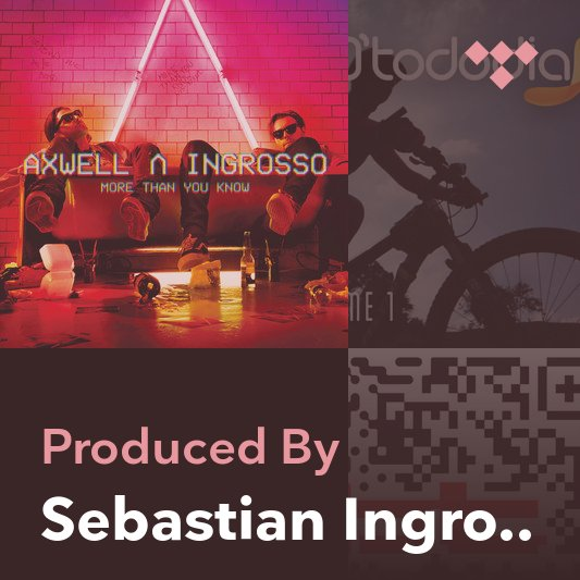 Producer Mix: Sebastian Ingrosso