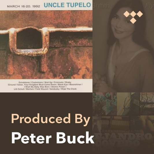 Producer Mix: Peter Buck