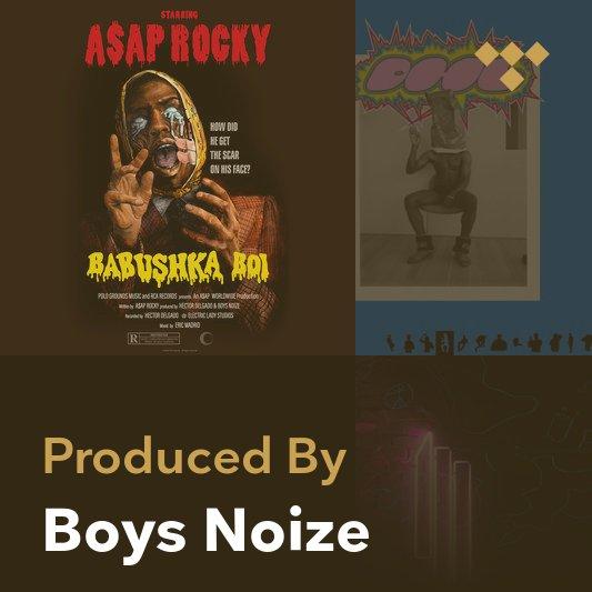 Producer Mix: Boys Noize