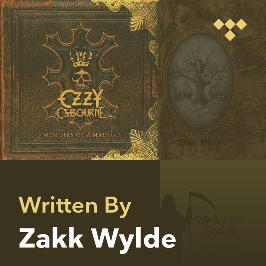 Songwriter Mix: Zakk Wylde