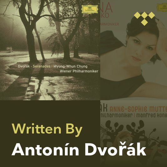 Songwriter Mix: Antonín Dvořák