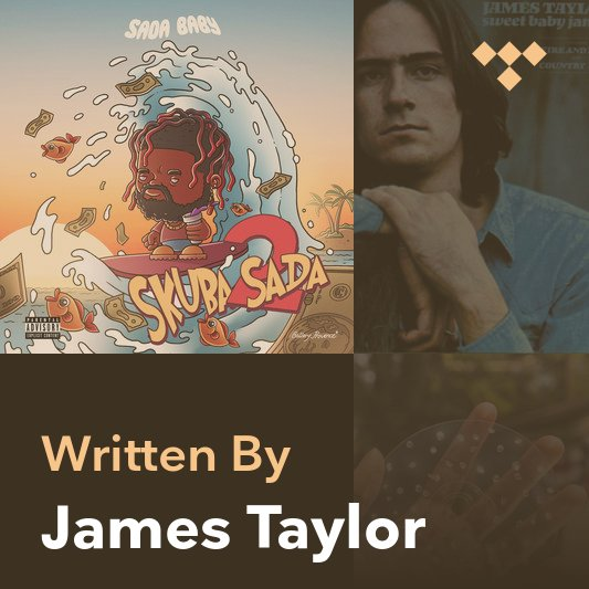 Songwriter Mix: James Taylor
