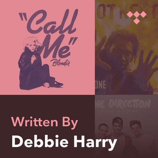 Songwriter Mix: Debbie Harry
