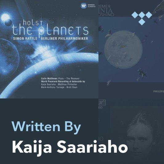 Songwriter Mix: Kaija Saariaho