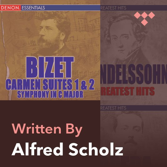Songwriter Mix: Alfred Scholz