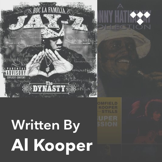 Songwriter Mix: Al Kooper
