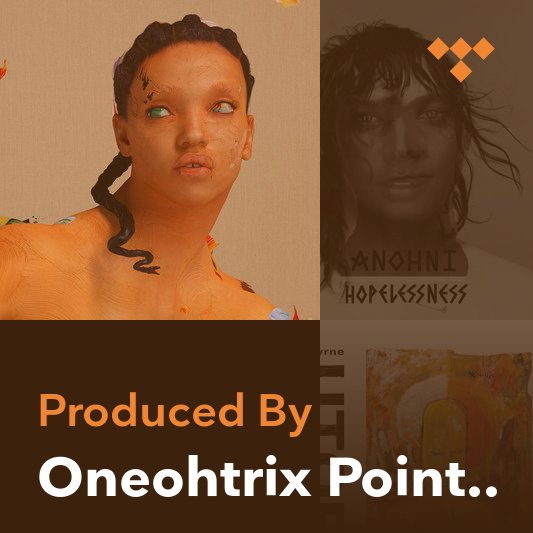 Producer Mix: Oneohtrix Point Never