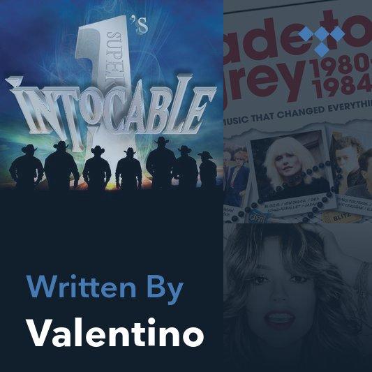 Songwriter Mix: Valentino