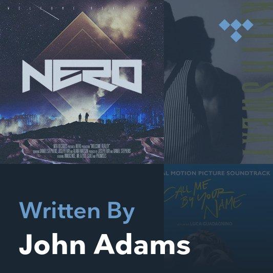 Songwriter Mix: John Adams