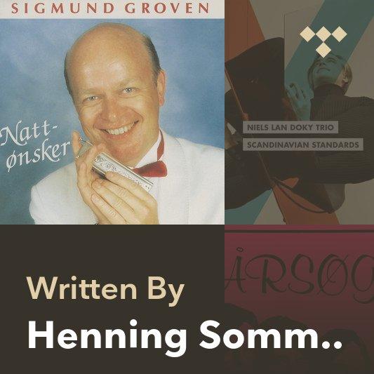 Songwriter Mix: Henning Sommerro
