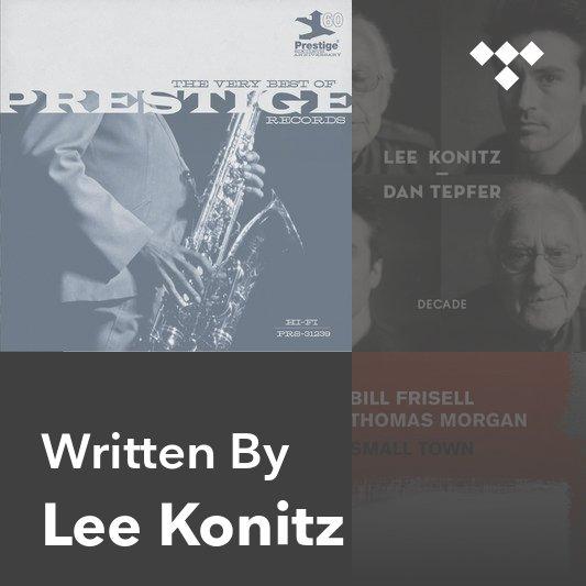 Songwriter Mix: Lee Konitz
