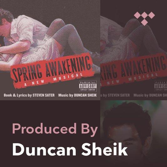 Producer Mix: Duncan Sheik