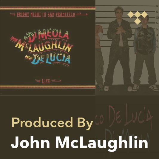Producer Mix: John McLaughlin