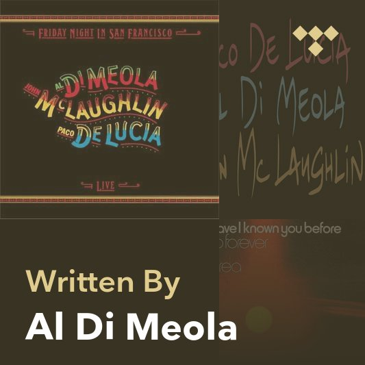 Songwriter Mix: Al Di Meola