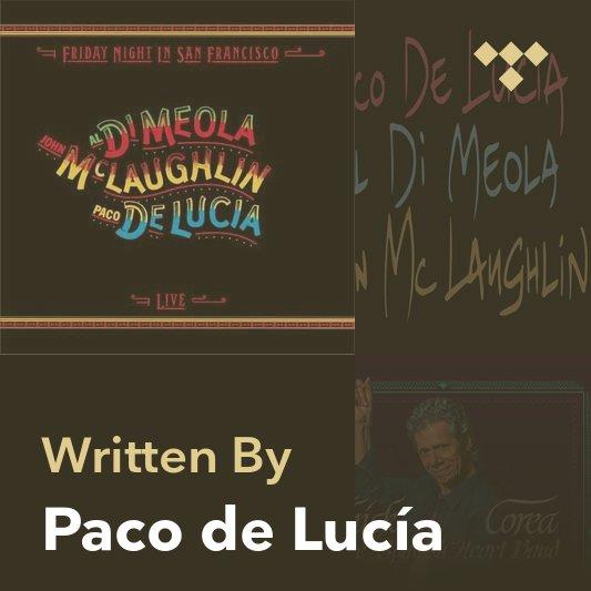 Songwriter Mix: Paco de Lucía