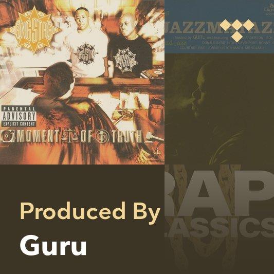 Producer Mix: Guru